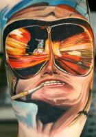 Todo Fear and Loathing Tattoo