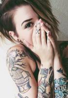 wcw inked women