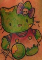 Jake Baker Hello Kitty Zombie