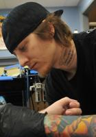Mike DeVries Tattooing