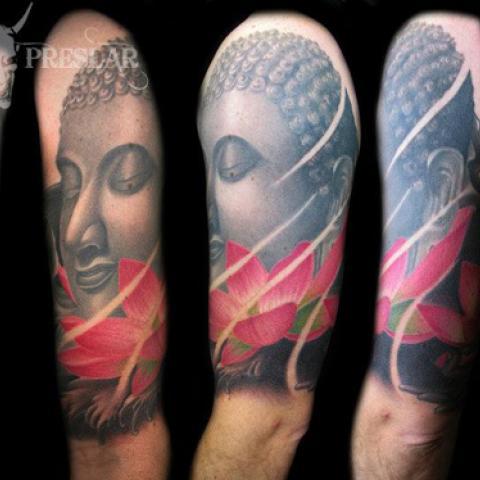 Jared Preslar Tattoo