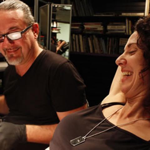 Eric Dean Spruth Tattooing