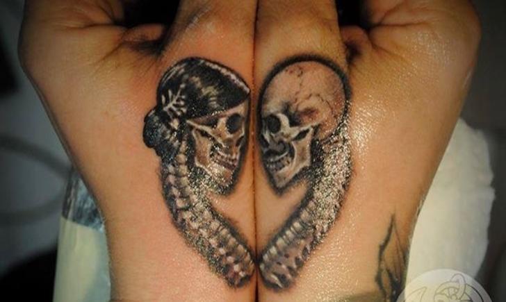 Sphenoid bone tattoo for Tattoos for her