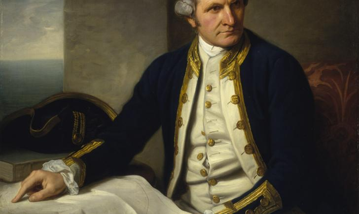 Captain Cook: Explorer, Navigator and Pioneer