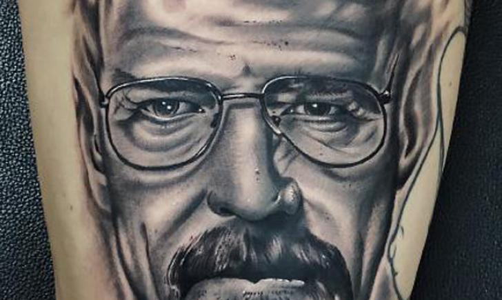 Chris Block Walter White
