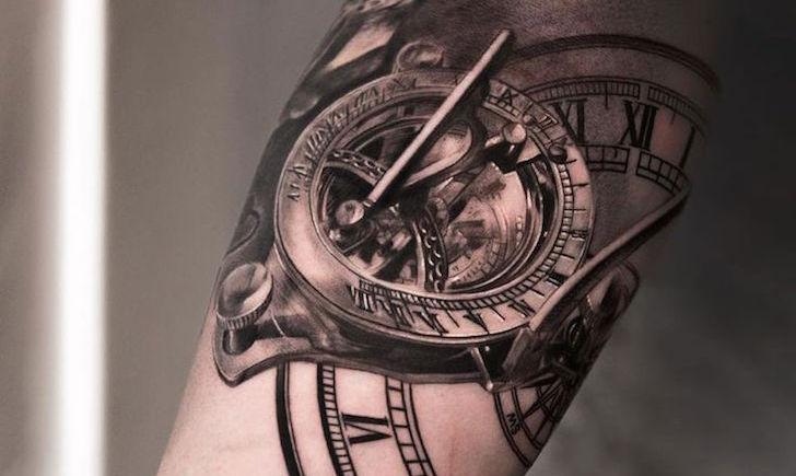 12 great steampunk tattoo designs tattoo