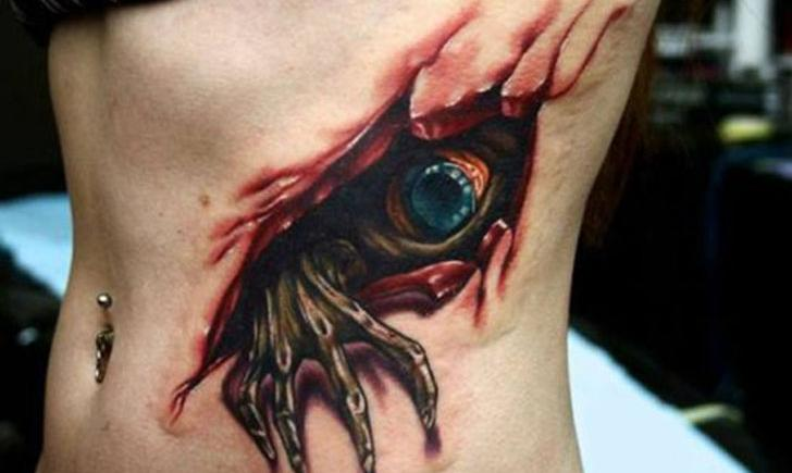 Creative tattoo fails