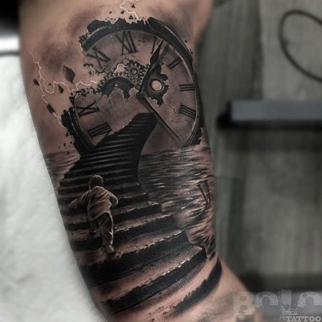 Created By Bolo Art At Inkaholik Tattoo Tattoo Com