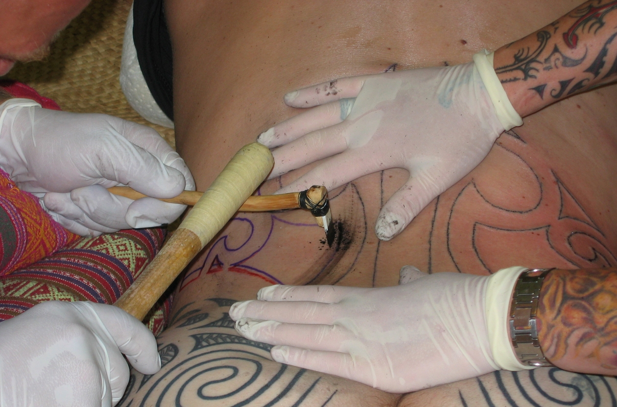 Maori Tattoo Shop: Maori Tattoos: Stories On Skin